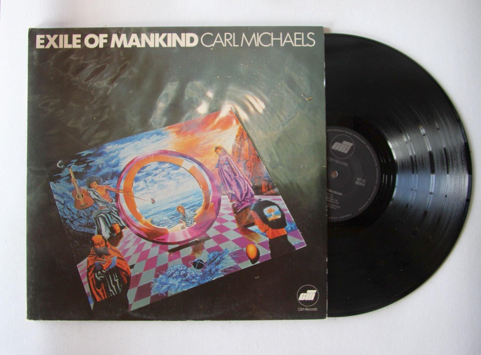 Carl Michaels Exile Of Mankind GER 2LP 1981 Rare Kraut Prog | eBay