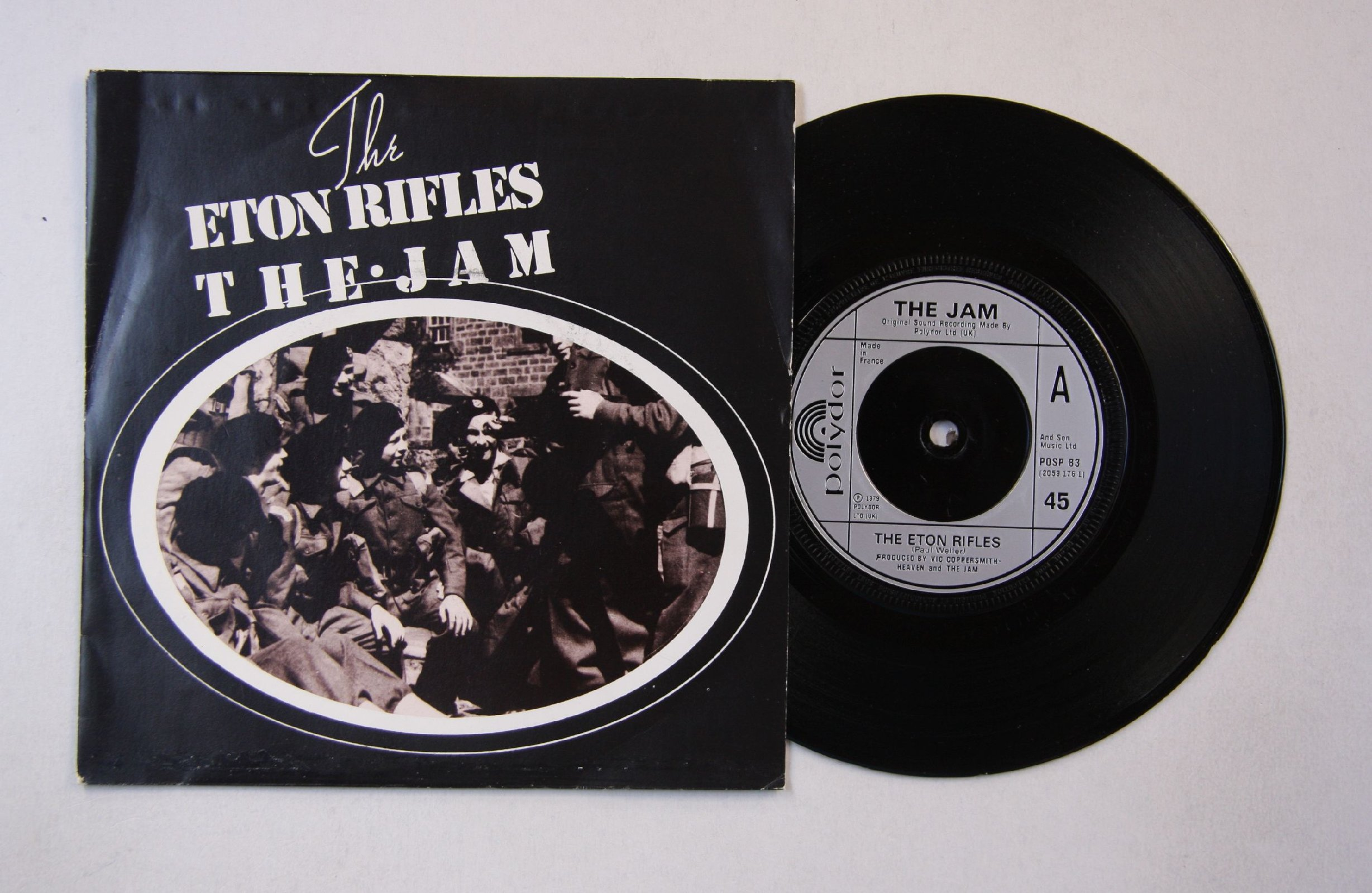 Jam - The Eton Rifles LP